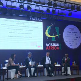 Fact finding mission in Africa to set up a first Edition for the Sustainable Airport Areas International Seminar