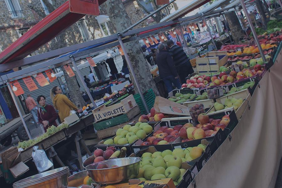 marché d'aulnay sous bois