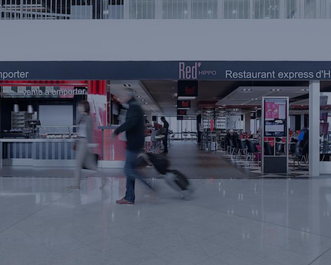 boutique de l'aeroport