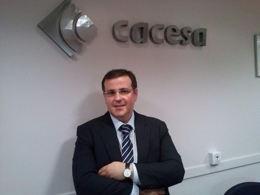 Cacesa: l'entreprise espagnole s'implante sur le territoire